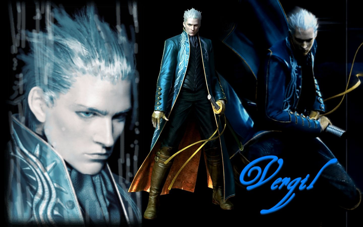 Download 3840x2400 Wallpaper Vergil Devil May Cry 5 Video Game