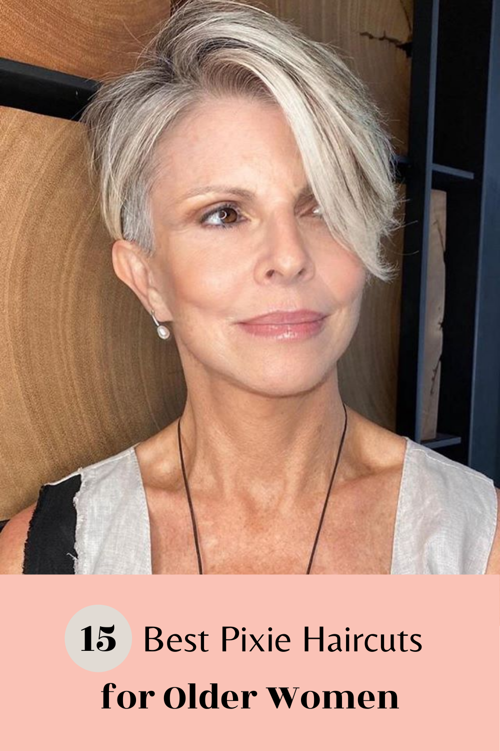 15 Best Pixie Haircuts for Older Women