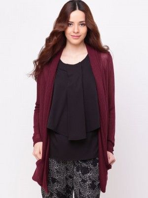 ONLY Sheer Knit Cardigan online available on koovs.com | jackets ...
