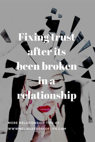 Blogs about trust in a relationship