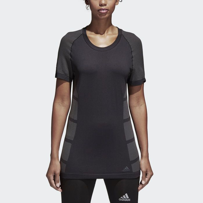 adidas Ultra Primeknit Light T Shirt Schwarz | adidas Deutschland