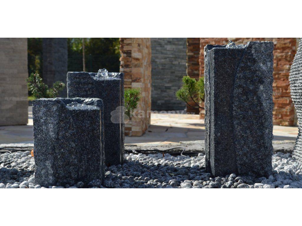 Fontány vyrobené z přírodního kamene. Můžete je použít v interiéru i exteriéru…