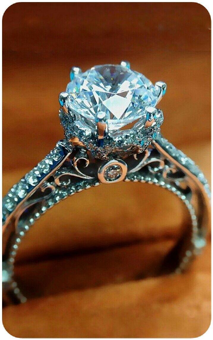 Amazing Diamond Ring Most popular engagement rings