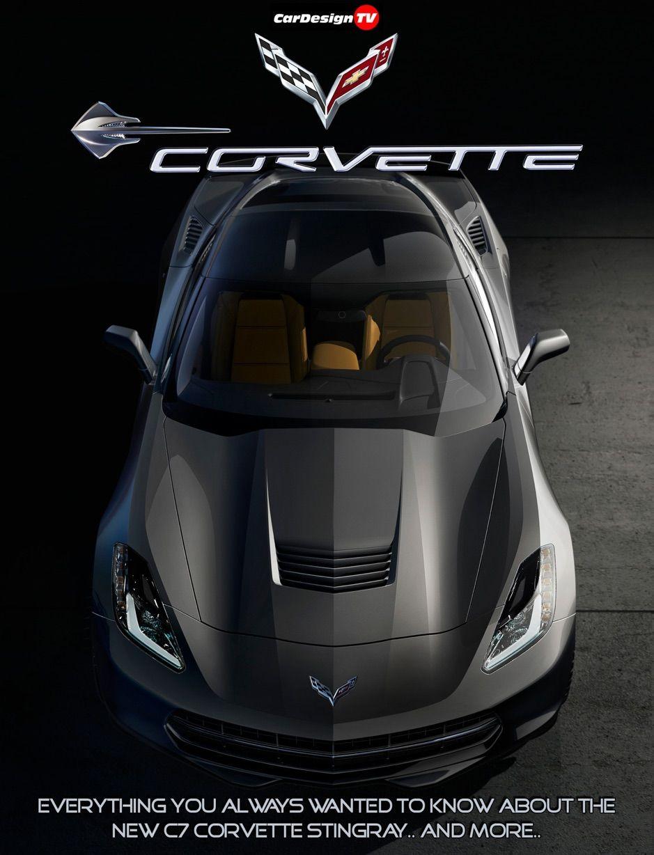 �014 C7 Corvette Stingray , Ad, Corvette, Stingray