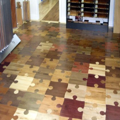 12 Crazy Flooring Options Much Cooler Than Hardwood For