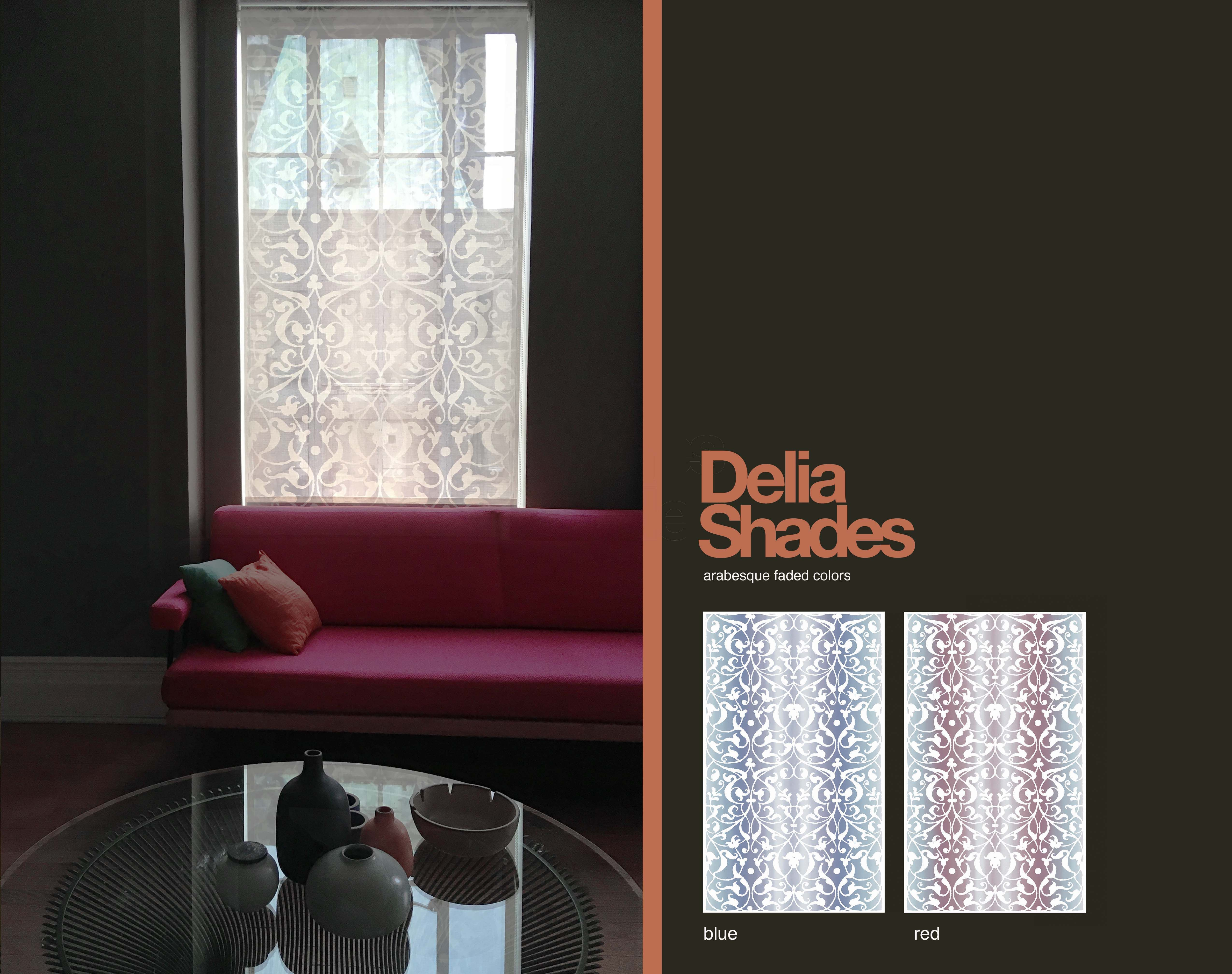 Popular window coverings  new from delia shades an addition to the popular