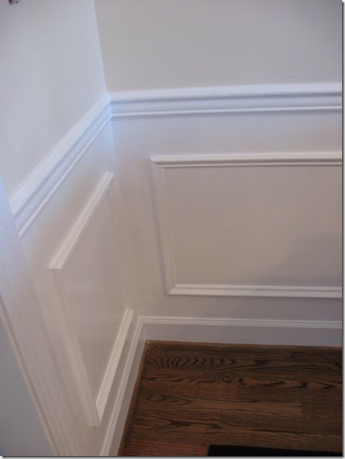 How To Install Picture Frame Molding Pinterest Picture Frame