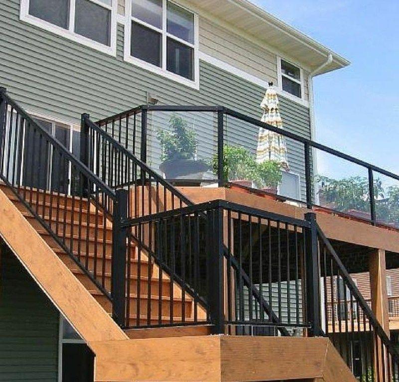 Terrassengelander Design Und Material House Plans House House