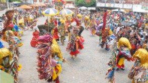 Brasil terá 'samba do crioulo doido' no encerramento das Olimpíadas de Londres
