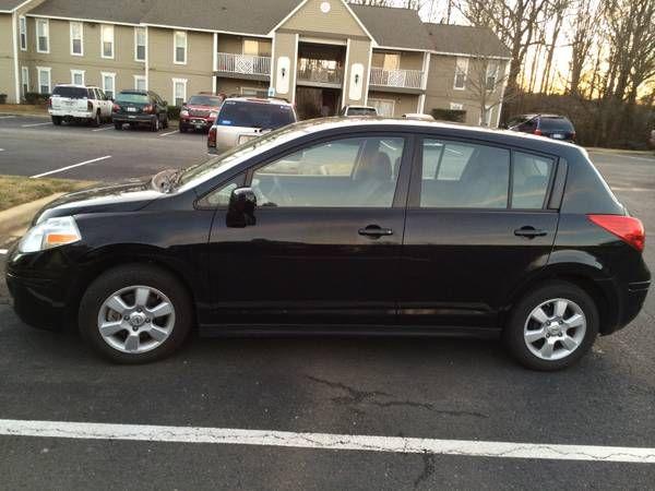 United Car Exchange Nissan Versa Nissan Hatchback