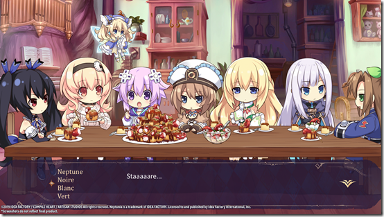 Super Neptunia RPG On PS4 And Switch Delayed From Spring