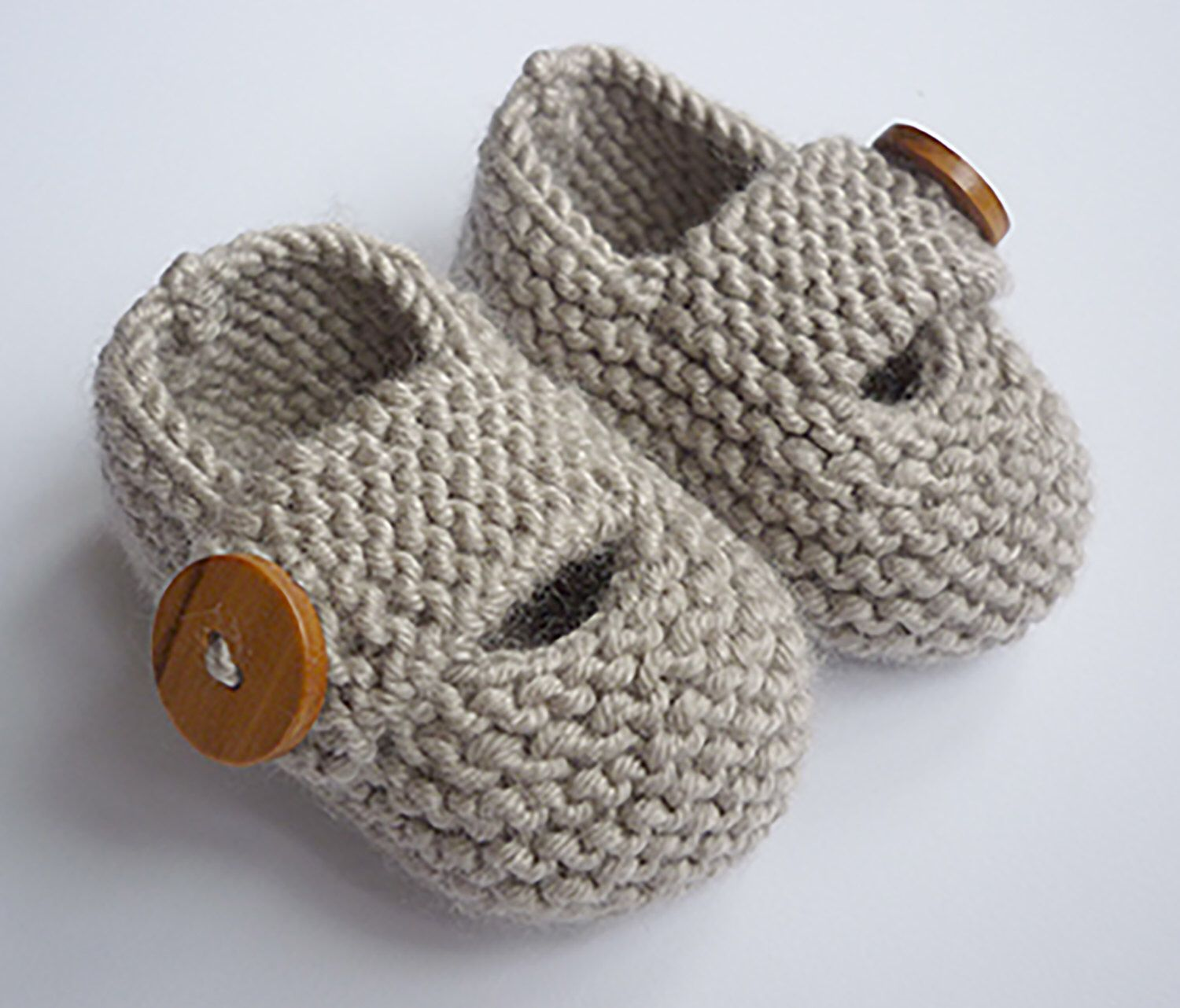 Knitting Pattern, Baby Booties, Baby Shoes PDF Pattern, Booties ...