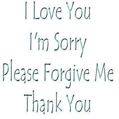Ho'oponopono Apology   Inspiration   Forgive me, Forgiveness