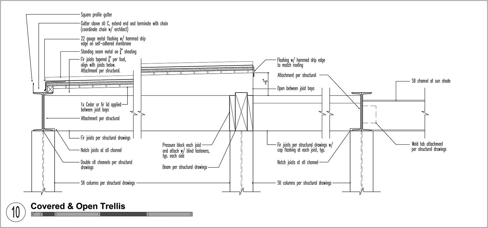 Build Llc Roof Details 02 Jpg 1600 749 Roofing Roof Repair Fibreglass Roof
