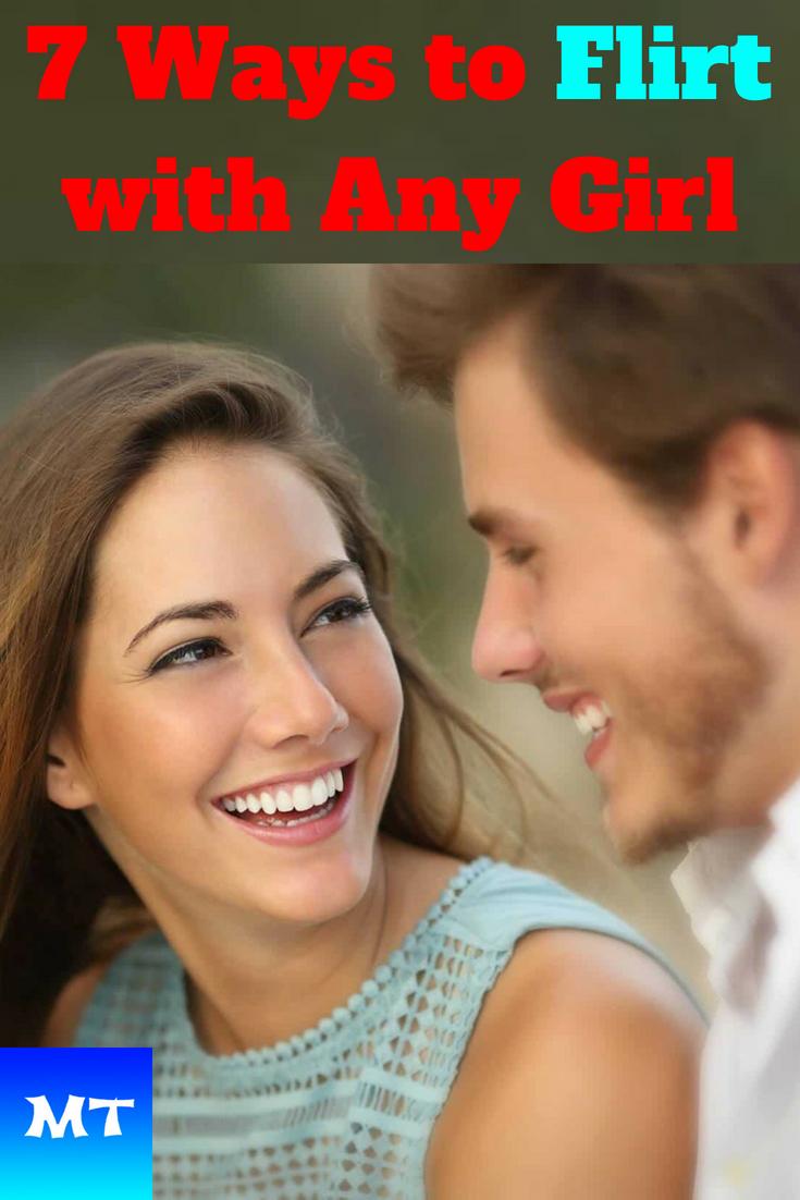 Flirting tips for teenage girls