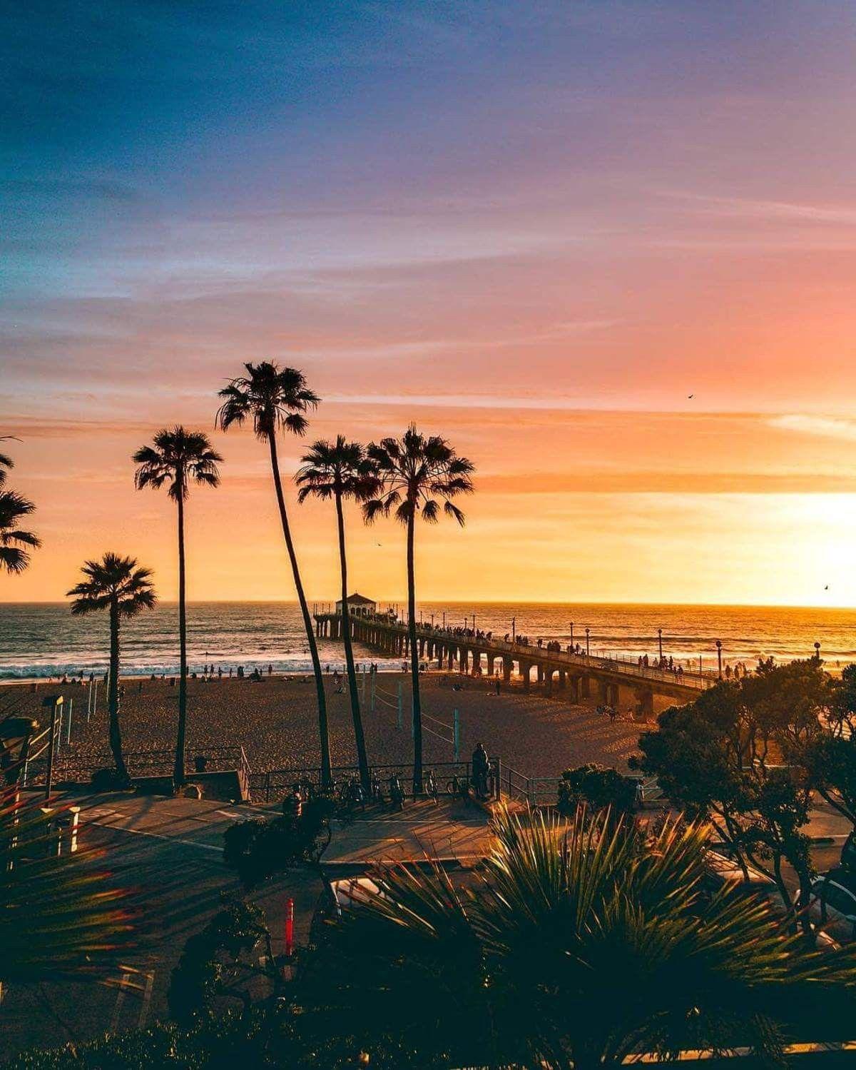 решили лос анджелес фото пляж сразу насторожил тот