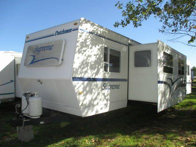 Used 2000 Dutchmen RV Supreme 38BHS-DSL Travel Trailer at Oak Lake RV | Kerrick, MN | #00949