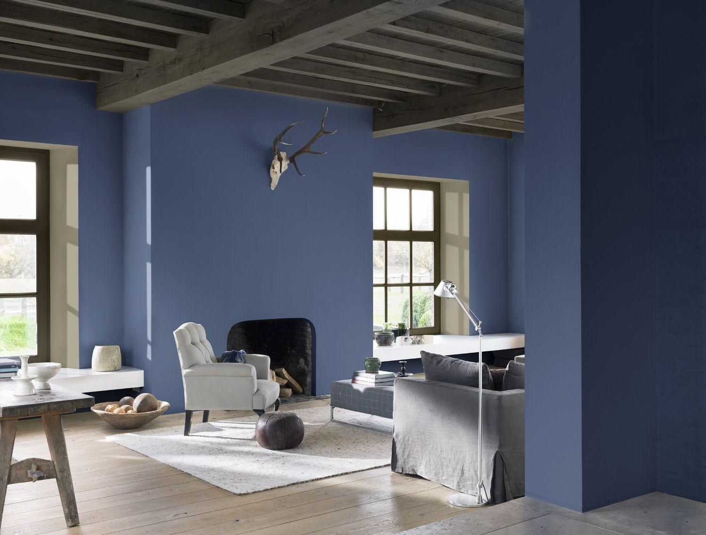 Hedendaagse romantiek inspiratie levis ideetjes voor ons huisje pinterest levis - Interieurontwerp thuis kleur ...