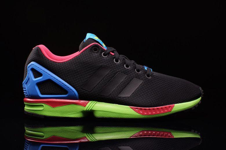 ... good adidas originals zx flux neon pack sneakers d1b52 e813d 5e3d5dd27e
