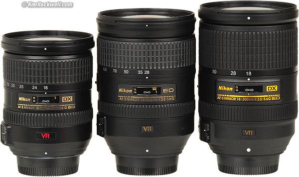 Nikon 18 200 28 300 And 18 300mm Vr Nikon Camera Tips Nikon Lenses Nikon