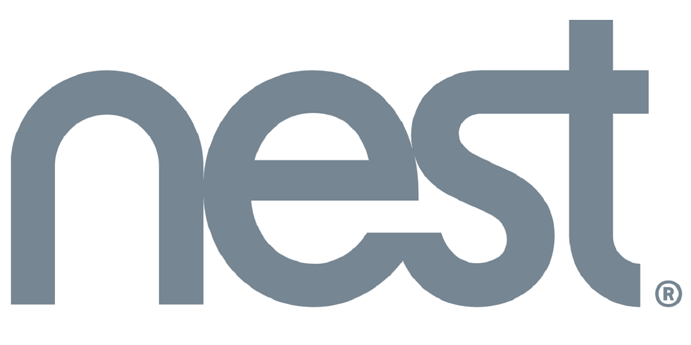 Google Nest Is A Line Of Home Automation Products The Range Includes Security Cameras Smoke Alarms Thermostats Smart Lo Nest Logo Nest 3rd Generation Logos