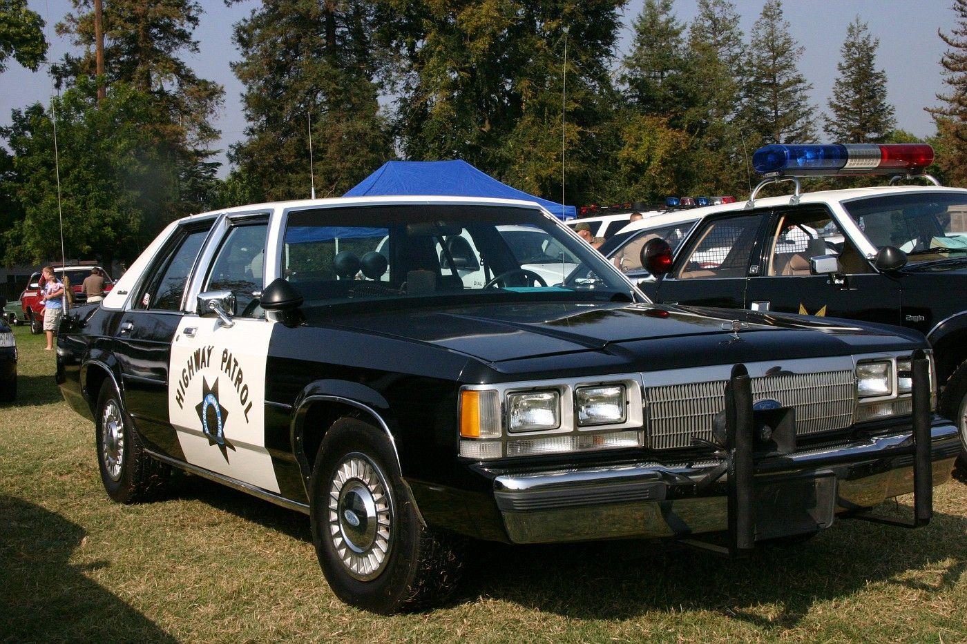 CA - California Highway Patrol | Cars | Police cars