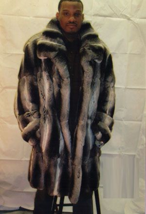 Und Fur Men's Chinchilla CoatIn 2019PelzPelzjacke E2W9HDIY