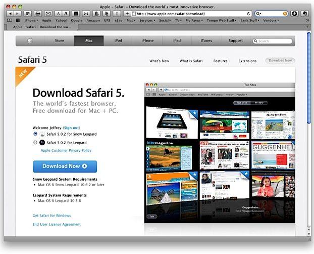 Safari Download for Windows 7 64 Bit | Free Software Download