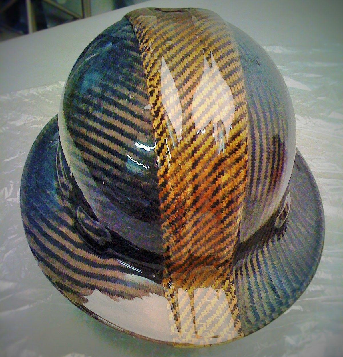 Carbon Fiber Hard Hats