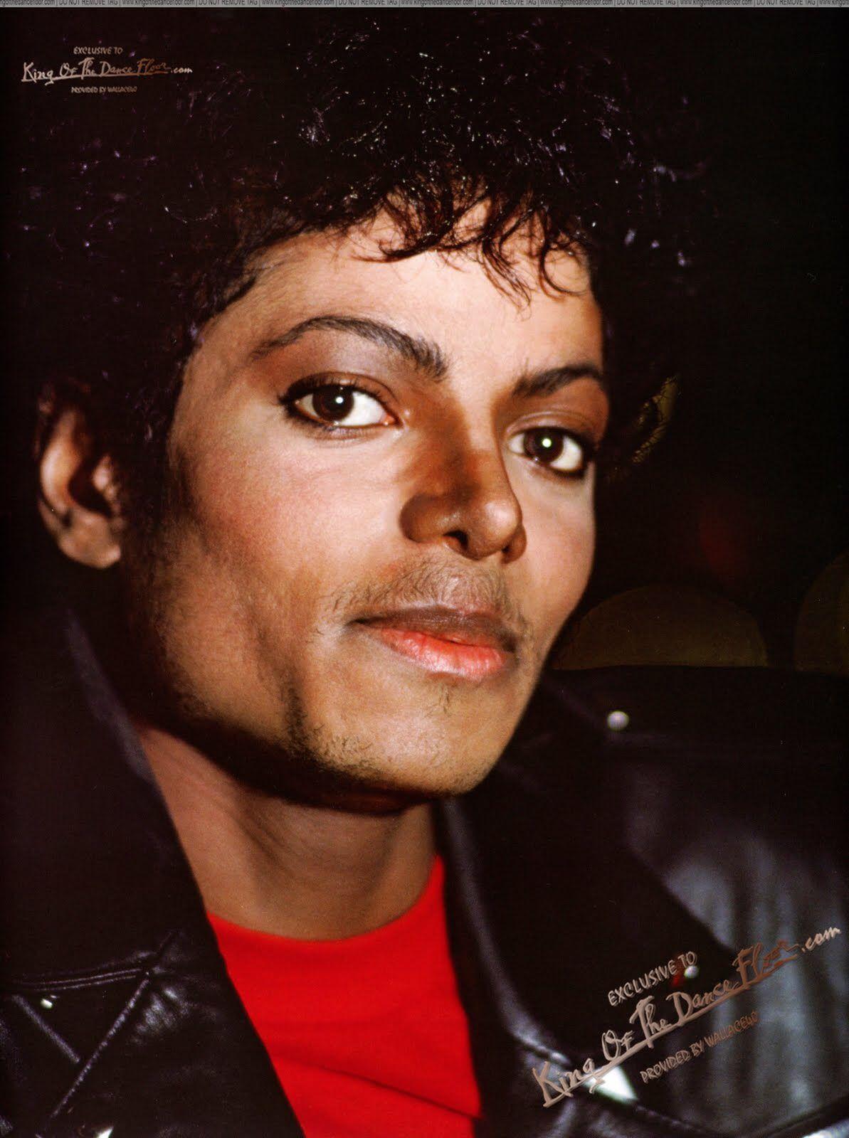 ❤️Michael jackson  Thriller in  beckstage❤️