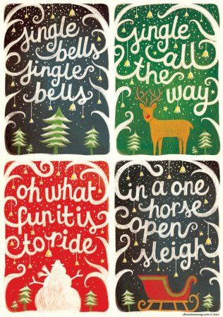 Draw Me a Song, Singable Posters   School Ideas   Christmas ...