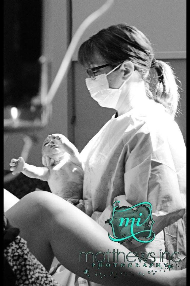 Birth photography. Moment of birth. Newborn. Just born. Portraits.  Miphotography.smugmug.com