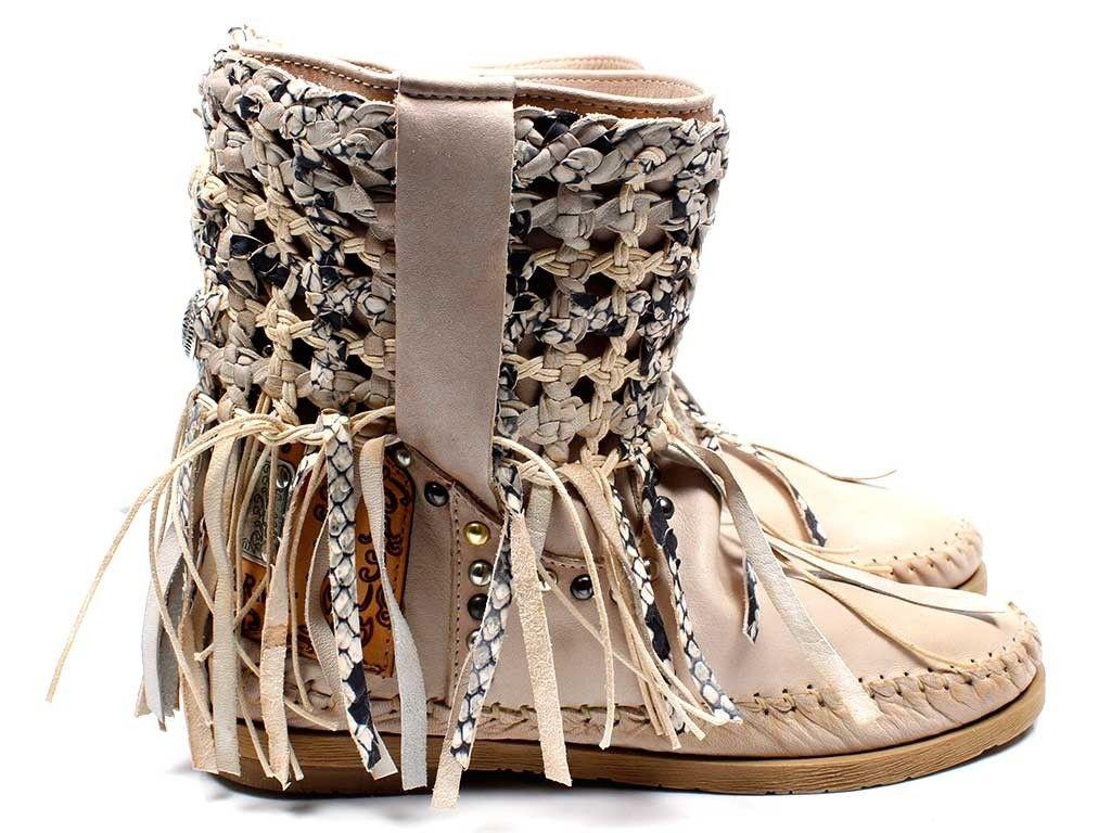 Karma Of Charme boots Boho lichtbeige room | Karma of