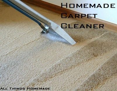 Carpet Shampoo Solution Ingredients 1 Cup Oxiclean 1