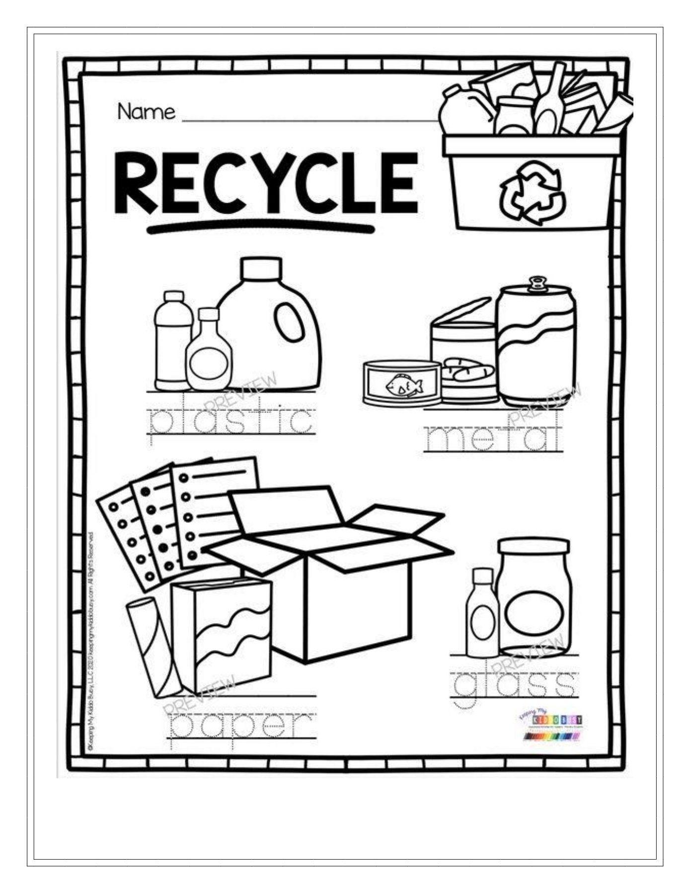 medium resolution of Grade 1 Science worksheet \materials\   Science worksheets