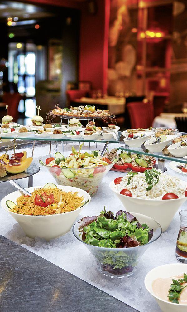 Ensaladeras Para Restaurantes Buffets Seasons Bar Fabricadas En