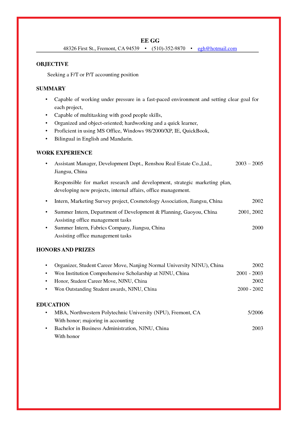 Format For Job Resume Fascinating Resume Template For Cosmetologist  Httpwww.jobresume.website .