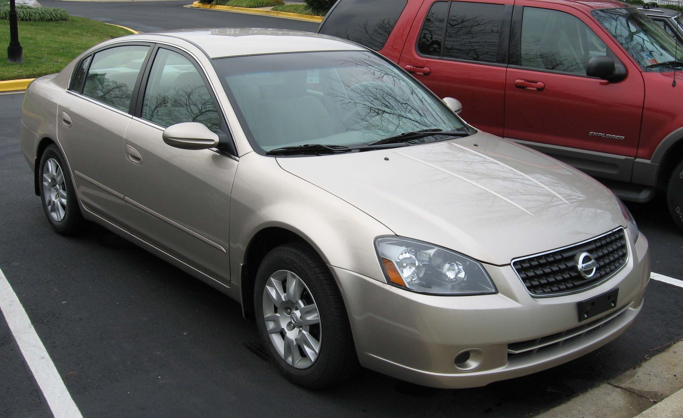 Nissan altima 2005 first car pinterest nissan altima nissan nissan altima 2005 vanachro Image collections
