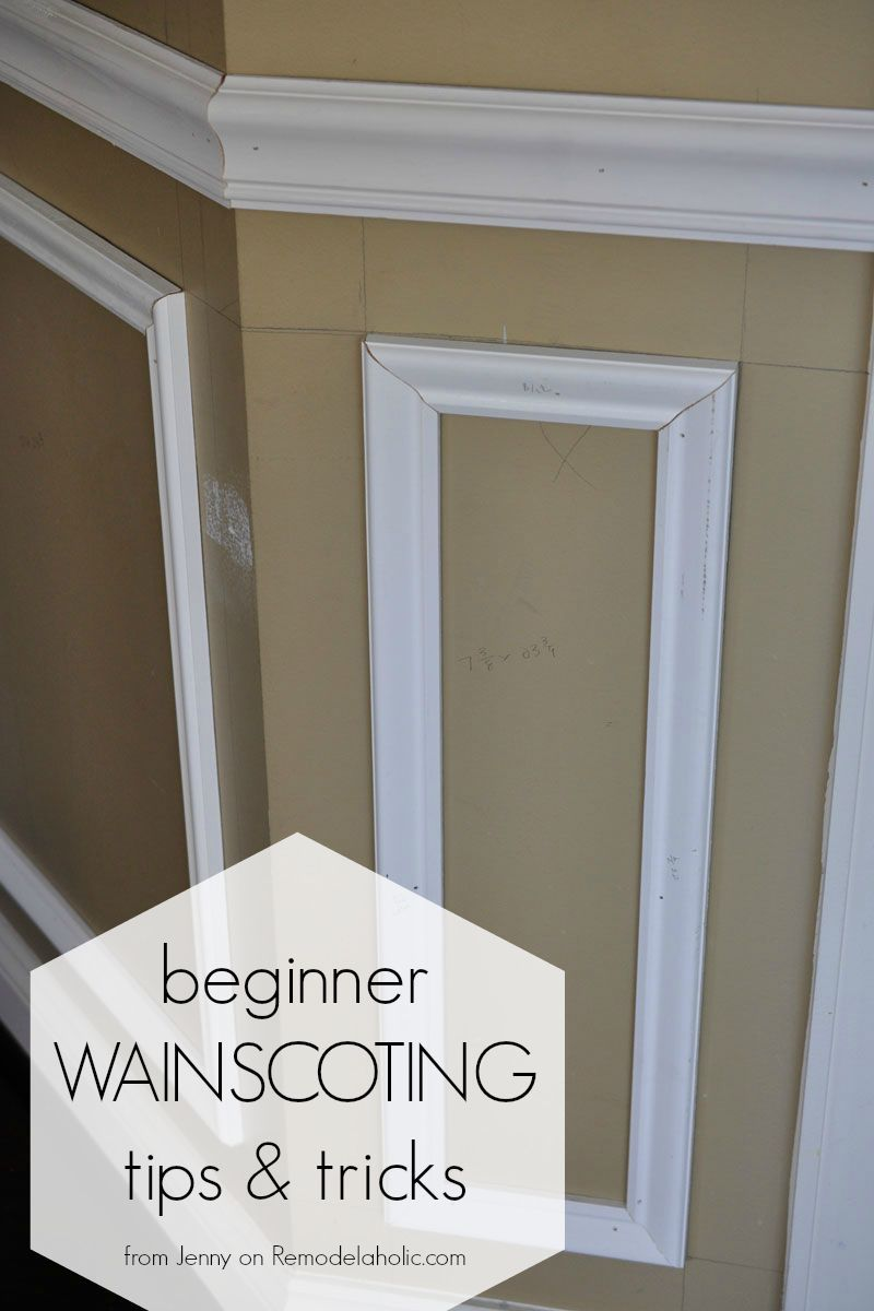Window trim molding styles - Beginner Tips And Tricks For Installing Trim