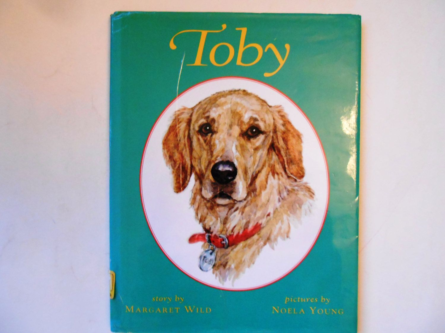Toby A Vintage Children S Book Dog Book By Lizandjaybooksnmore