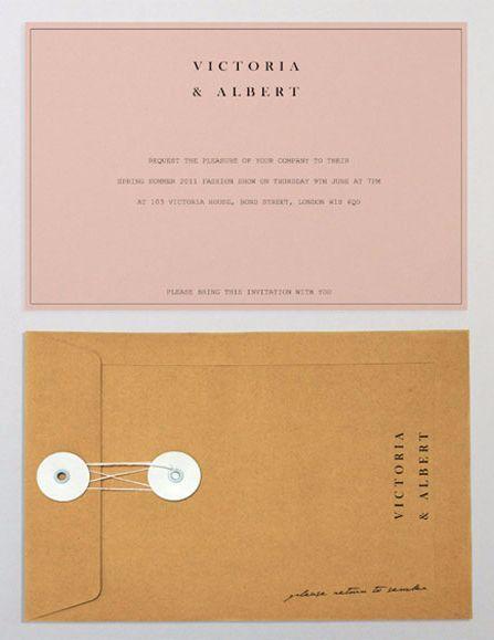 Image result for luxury clothing brands receipt envelopes Grace - fresh formal invitation to judges