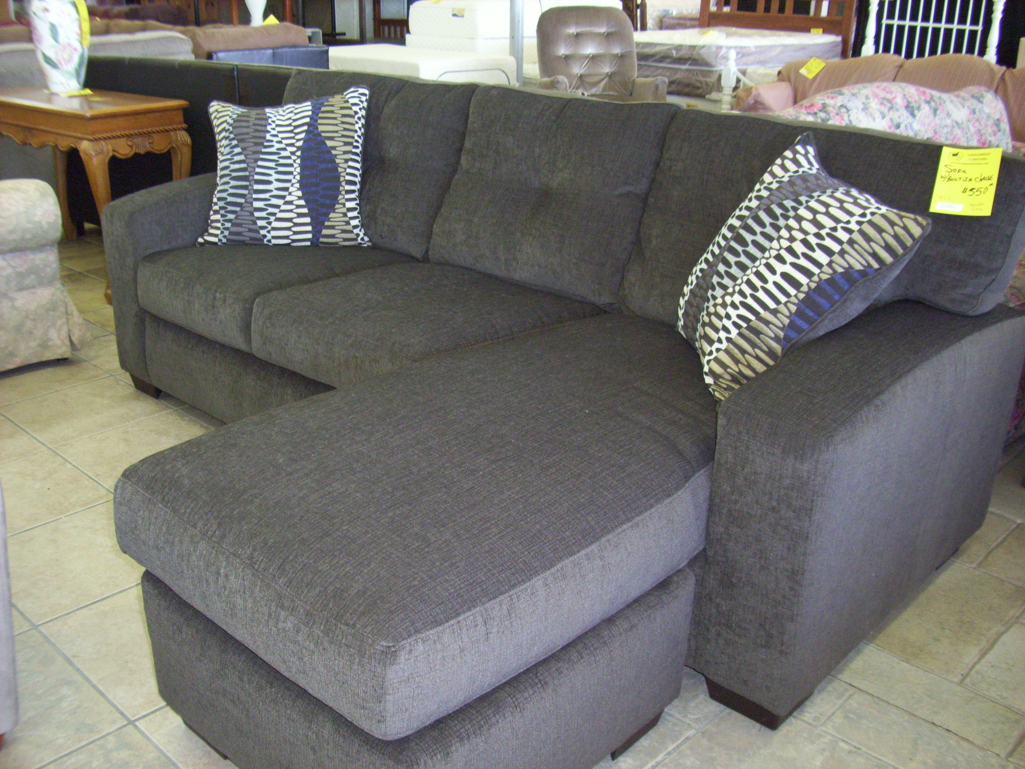 Exquisite Sectional L Shaped Fabric Gray Sofa With Chaise Sleeper And Cushions As Decorate Modern Living Areas Furniture Ideas