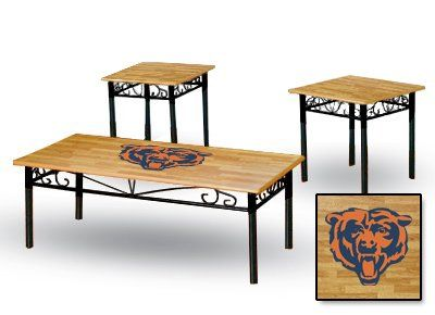Chicago Bears Coffee Table