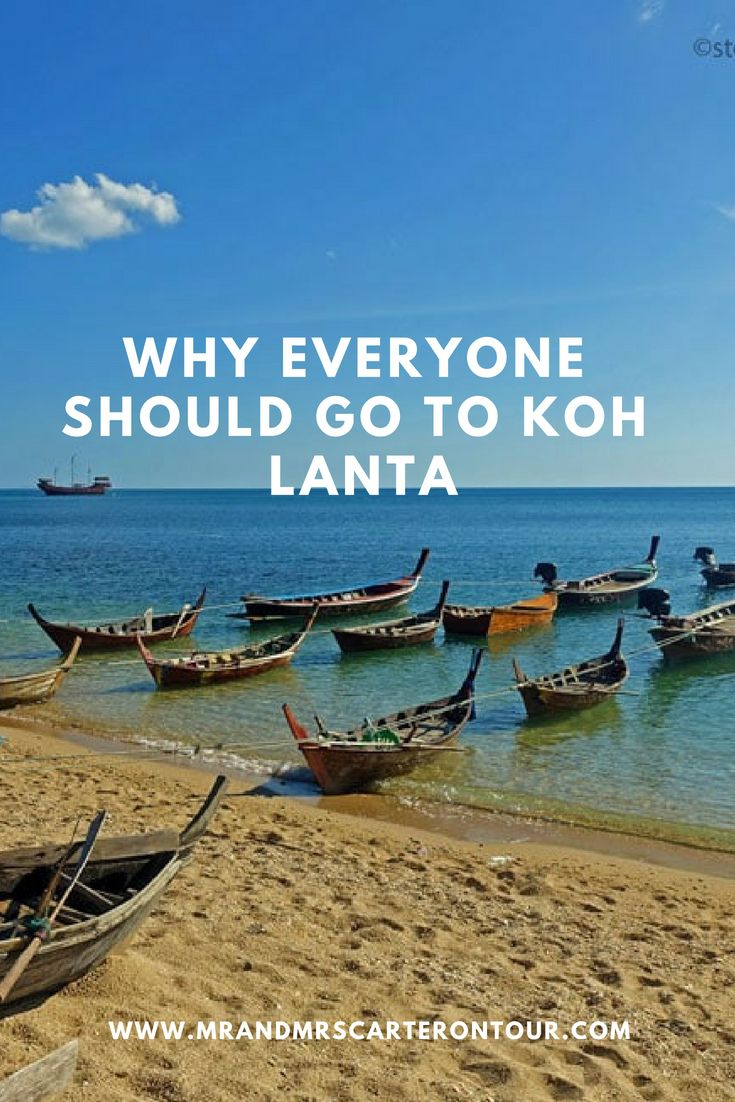 Why Everyone should go to Koh Lanta Places to visit