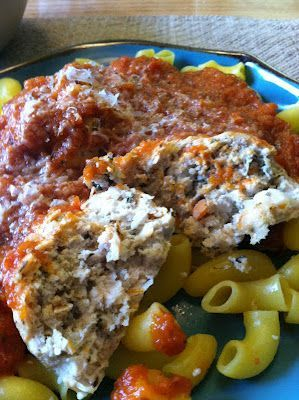 style turkey meatballs with spicy marinara. Leave out the parmesan cheese and use a slice of sprouted wheat bread for Phase 3 Fast Metabolism Diet
