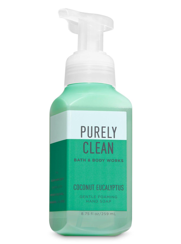 Bath Body Works Coconut Eucalyptus Gentle Foaming Hand Soap