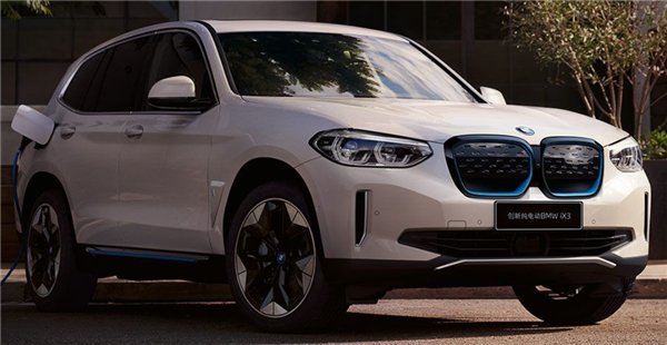 Bmw Ix3 All Electric Suv Ready To Make Debut In China Next Month In 2020 Suv Bmw Bmw X3