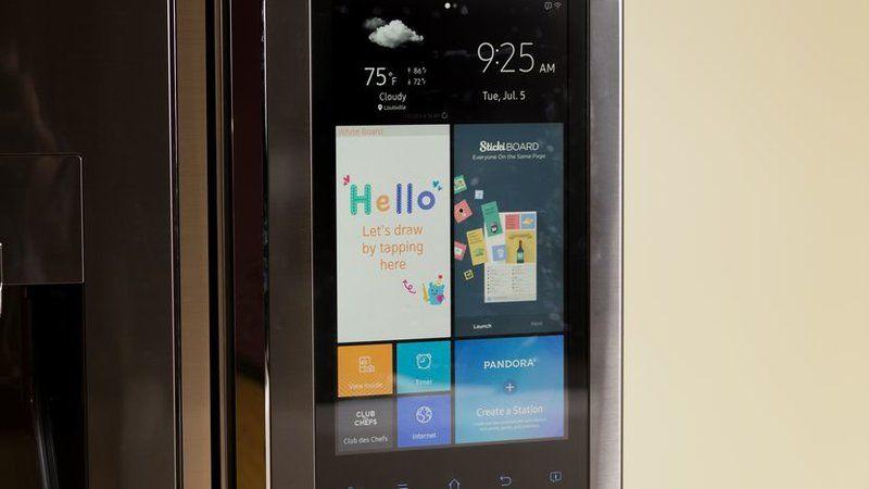 Samsung Smart Fridges (With images) Samsung smart fridge