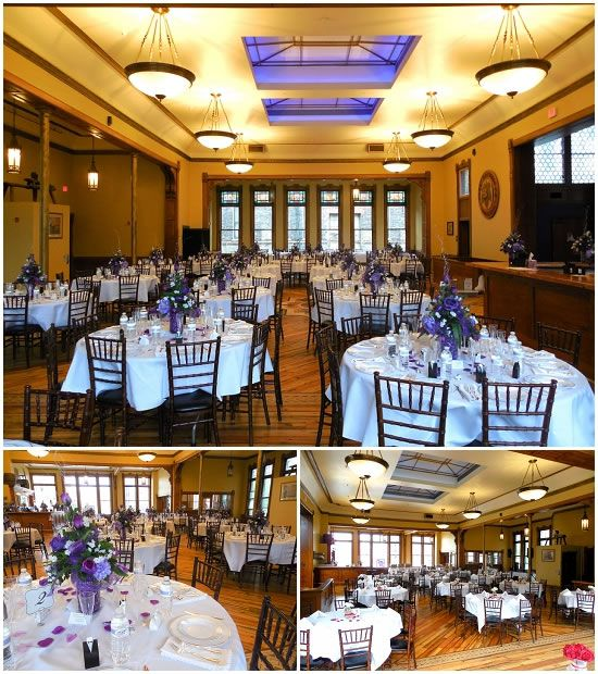 Want A Pabst Brewery Wedding You Can Have It Milwaukee Heres The Great Hall At Best Place Set Up For Reception