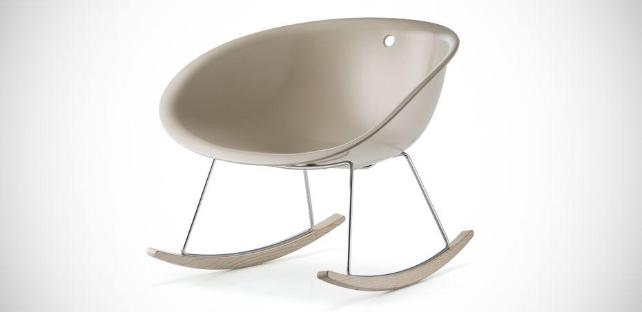 Design Chairs Gliss By Pedrali Design Claudio Dondoli Marco Pocci Rocking Armchair Rocking Chair Chair